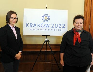Kraków przedstawił logo igrzysk. Szwajcarzy dostali za nie 80 tys. zł