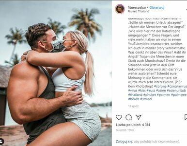 Lansują się na... koronawirusie. Tak gwiazdki Instagrama walczą o...