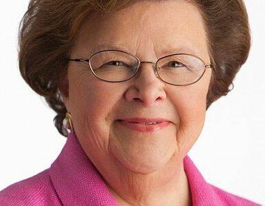 Amerykańska senator odznaczona przez Komorowskiego