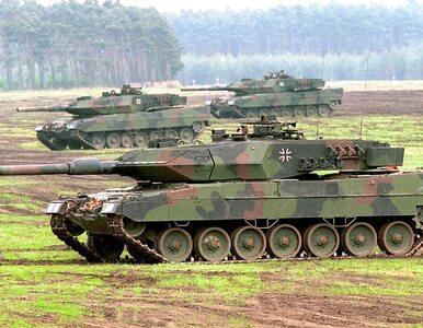 Niemieckie czołgi obronią Polskę