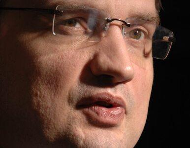 Ziobro mówi jak Tusk: interwencja w Syrii bez Polaków