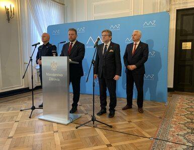 Łukasz Szumowski: Mamy kolejne przypadki koronawirusa
