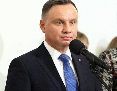 Proces o znieważenie prezydenta Andrzeja Dudy. Chodzi o treść rymowanki