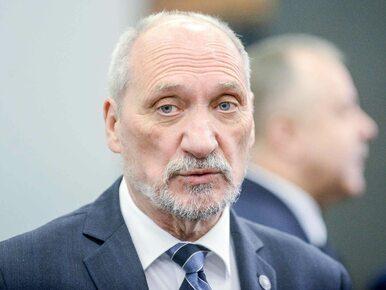 Macierewicz o katastrofie smoleńskiej: Przyczyną była eksplozja...