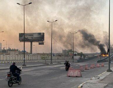Siły bezpieczeństwa strzelały do protestujących, celując w głowy. Dwie...