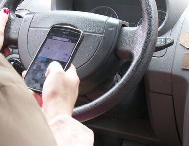 Rozmowa przez telefon i jazda samochodem to niebezpieczna mieszanka