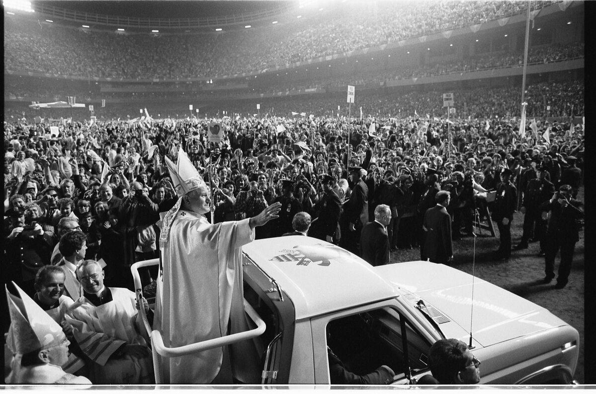 Pielgrzymka Jana Pawła II do USA (04.10.1979 r.)