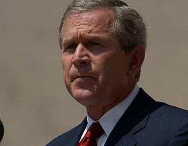 Bush za szczytem ws. kryzysu finansowego