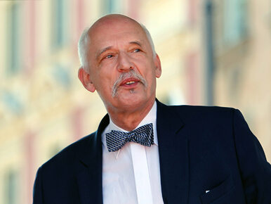 Janusz Korwin-Mikke wprowadzi rodzinę do Parlamentu Europejskiego? Aż...