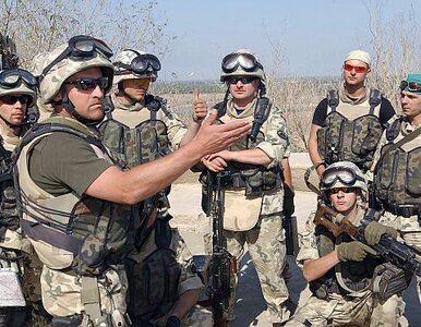 Brytyjski MON: Wysyłamy do Iraku żołnierzy