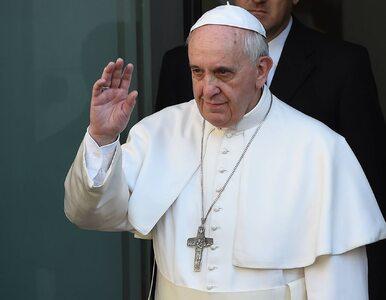 Papież Franciszek zmienił tradycję Wielkiego Czwartku