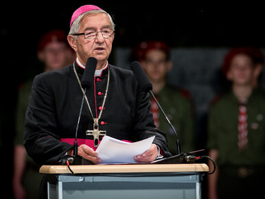 """""""GW"""": Abp Sławoj Głódź pomagał w ukrywaniu księdza skazanego za pedofilię"""