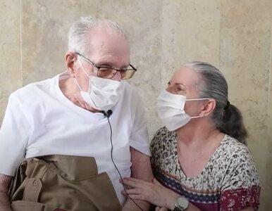 """99-letni weteran pokonał koronawirusa. """"To dla mnie więcej, niż wygranie..."""