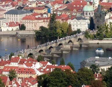 Eksplozja w centrum Pragi. Są ranni
