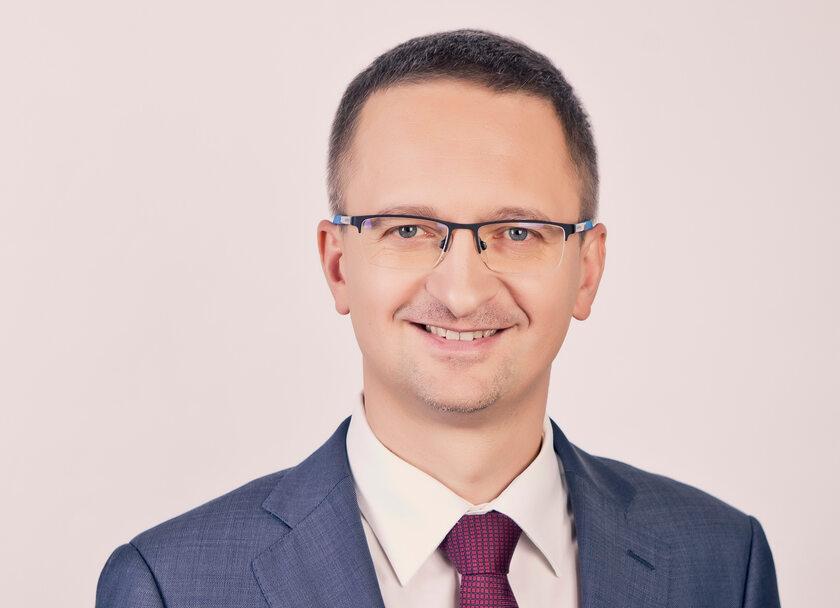Krzysztof Kępiński, członek zarządu oraz dyrektor relacji zewnętrznych i publicznego rynku szczepionek GSK