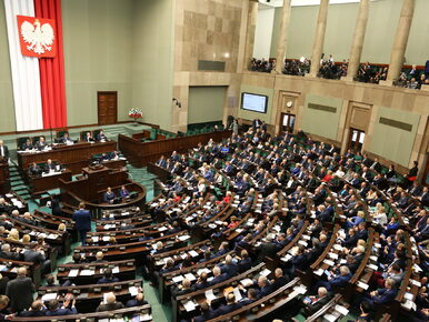 Wnioski i poprawki opozycji odrzucone. Projekt PiS ws. TK wrócił do komisji