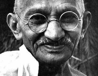 Aukcji nie będzie - ponad milion dolarów za pamiątki po Gandhim