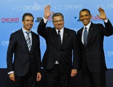 Komorowski: NATO istnieje po to, aby nas bronić