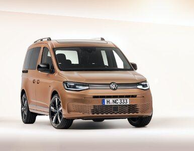 Nowy VW Caddy. Dostawczak, osobówka, czy wreszcie dwa w jednym?