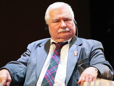 """Lech Wałęsa: Wyrzuciłem Kaczyńskich z Kancelarii, bo """"trzymali agentów"""""""
