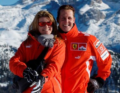 Menedżerka Schumachera też potwierdza: jest wybudzany ze śpiączki