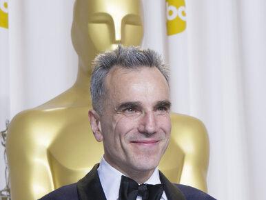 Trzykrotny laureat Oscara Daniel Day-Lewis ogłosił koniec kariery...
