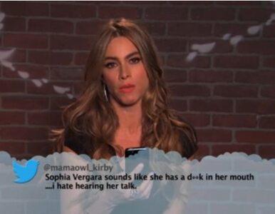 Gwiazdy czytają tweety na swój temat. Show Jimmy'ego Kimmela!