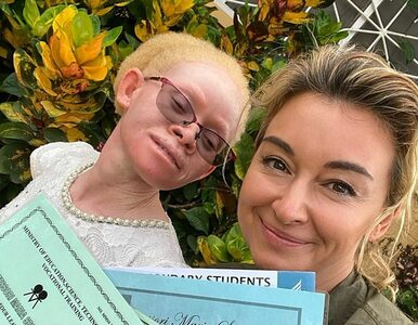 Martyna Wojciechowska pokazała zdjęcie z adoptowaną córką. Przy okazji...