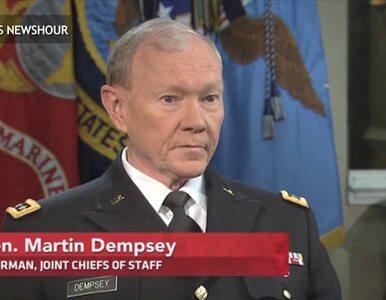 Gen. Dempsey: Chcemy zapewnić bezpieczeństwo naszym sojusznikom