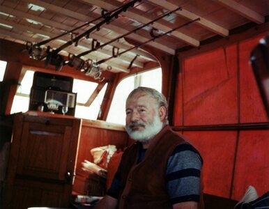 Nieznane opowiadanie Hemingwaya ujrzy światło dzienne. Powstało w 1956 roku