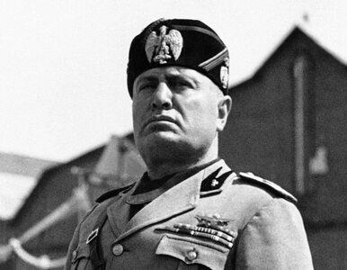 Gajusz Julisz Cezar Mussolini kandyduje do Parlamentu Europejskiego....