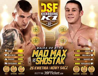 DSF Kickboxing Challange 22: Nowy Sącz Bartkowicz vs Shostak
