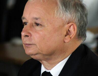 Kaczyński przeprosił PSL. W 14 sekund
