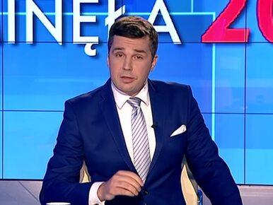 Michał Rachoń poprowadzi nowy program w TVP Info