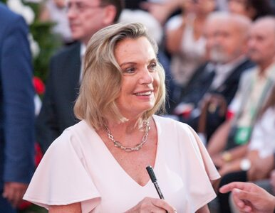 Anna Maria Anders odebrała nominację na stanowisko ambasadora Polski we...