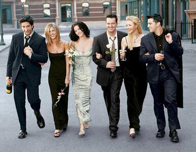 """Serial """"Przyjaciele"""" kończy 25 lat. Jak zmienili się aktorzy?"""
