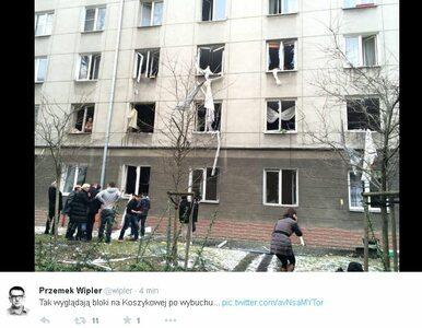 Biegły zbada przyczyny wybuchu gazu w Warszawie. Ma czas do końca marca