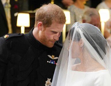 O czym (nie) rozmawiali Harry i Meghan? Przeróbka królewskiego ślubu...