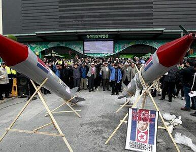 Korea nie rezygnuje. Phenian zaprezentował nowy pocisk