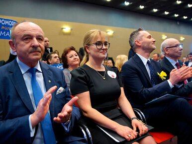 Konwencja regionalna Koalicji Europejskiej. Głos zabrała Magdalena...