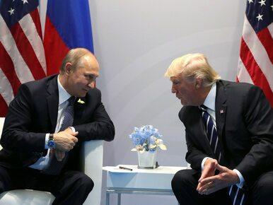 Nagły zwrot ws. możliwego spotkania Putina z Trumpem. Kiedy dojdzie do...