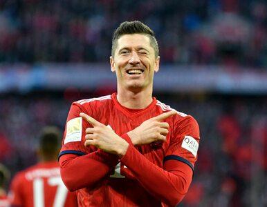 """Lewandowski wyjaśnił, o co chodzi z jego """"cieszynką"""" po golu...."""