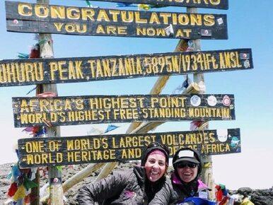 Kobieta bez rąk i stóp zdobyła Kilimandżaro. Do sieci trafiły zdjęcia z...