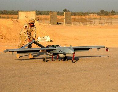 Amerykanie testują nowy sposób korzystania z dronów. Będą działać w rojach