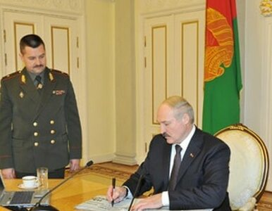 Łukaszenko: Majdan na Białorusi jest niedopuszczalny