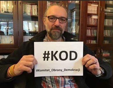 Kijowski: KOD to dla PiS wegetarianie w futrach na rowerach