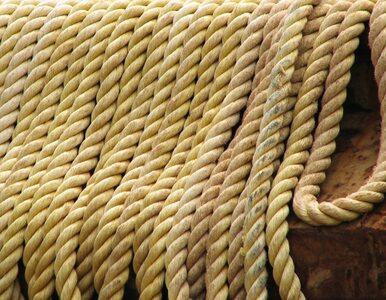 Pierwszy na świecie sznurek stworzyli...