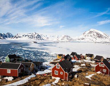 Grenlandia chce zarobić na zmianach klimatu. Będzie sprzedawać wodę z...