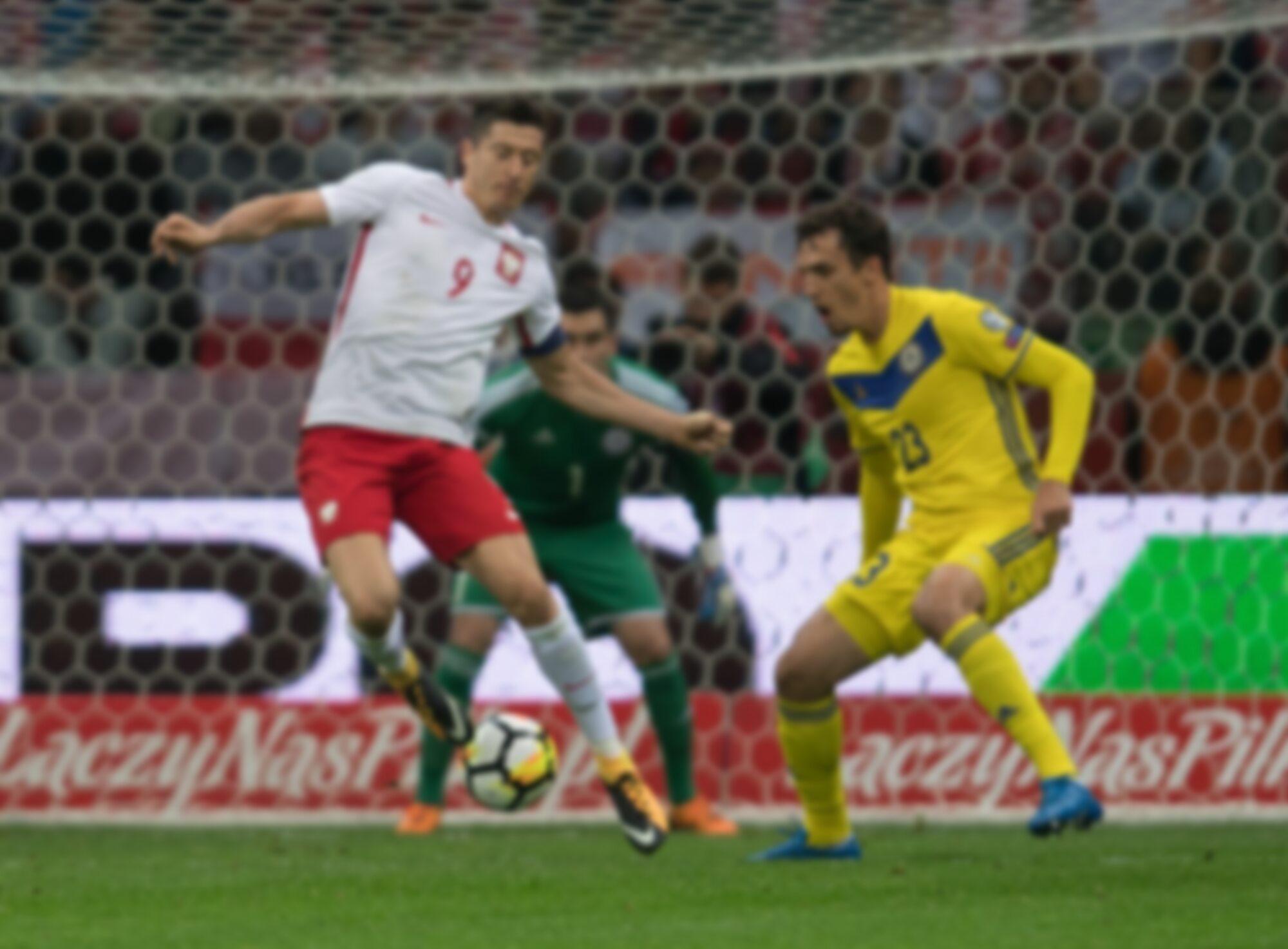 Mecz Polska - Kazachstan