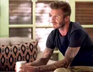 Beckham nie musi grać w piłkę - dziennie zarabia 200 tysięcy złotych z...